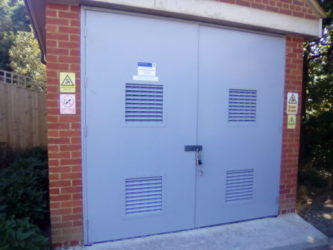 Secuirty Care Doors
